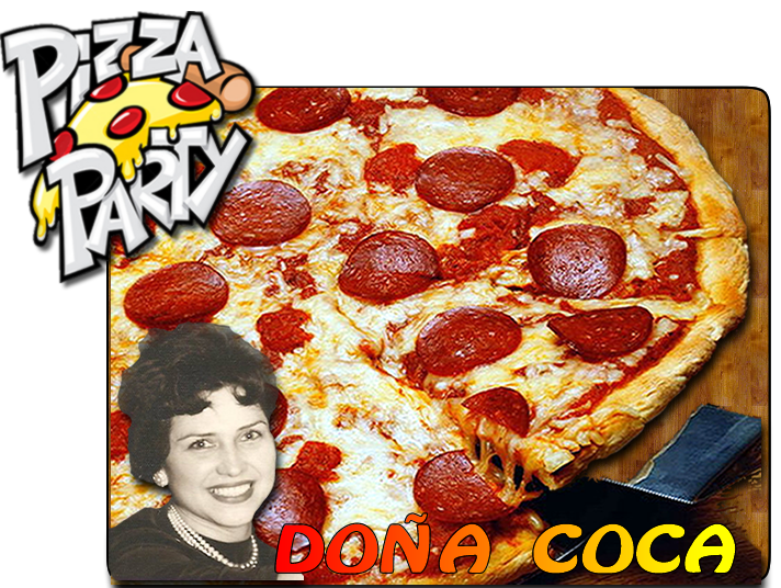 PIZZA PARTY EN ZONA SUR